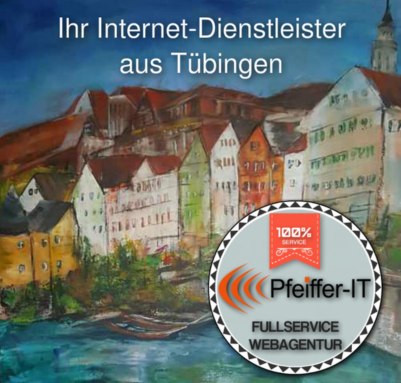 Pfeiffer-IT | Webdesign Tübingen
